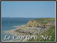 Photo du cap Gris Nez